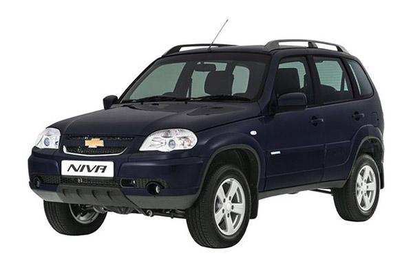Chevrolet NIVA 4х4